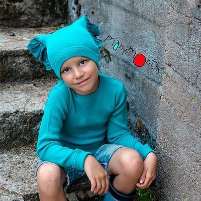 ManyMonths UNIQUE bonnet Fée en laine -différents coloris