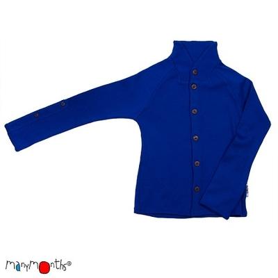 ManyMonths Gilet en laine avec col boutonné -différents coloris