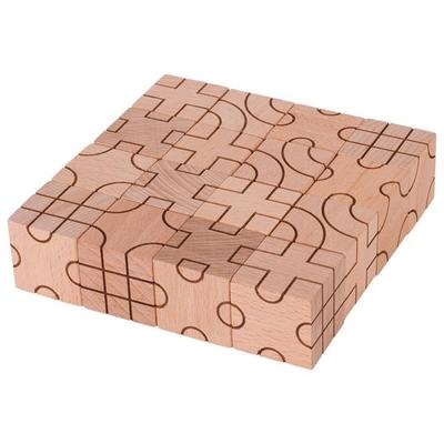 Jeu de construction géométrie GOKI
