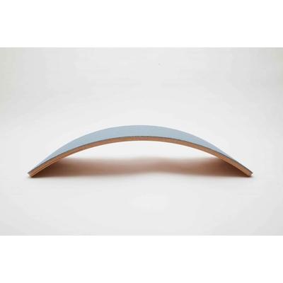 Wobbel Starter Planche d'équilibre Feutre bleu ciel