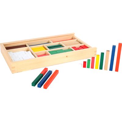Coffret 300 bâtonnets de calcul en bois Small Foot