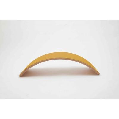 Wobbel Planche d'équilibre Pro Moutarde