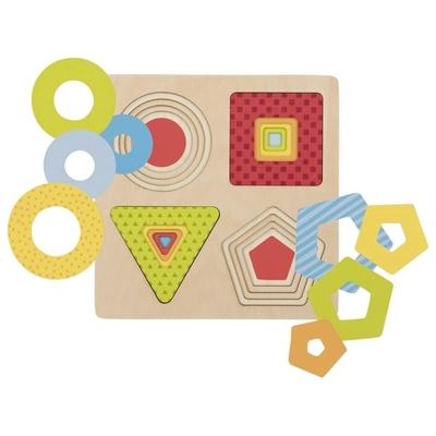 Puzzle à couches Les formes Goki