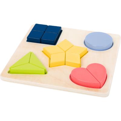Puzzle Educatif en bois Les formes Small Foot