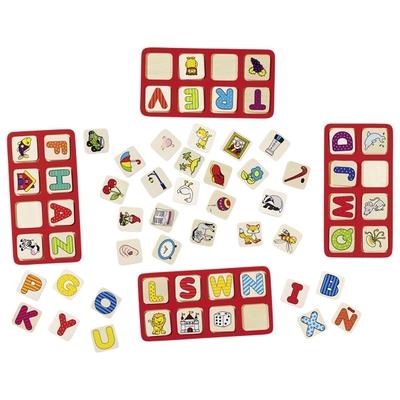 Mon jeu d'Alphabet Goki