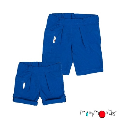 ManyMonths Short Chanvre/Coton BIO