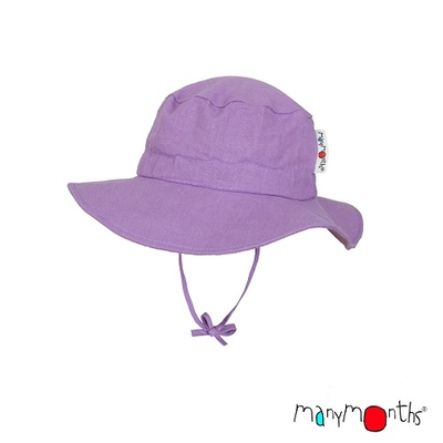 ManyMonths Traveller Hat Sheer Violet