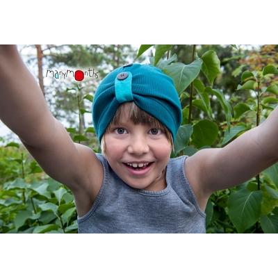 ManyMonths bonnet en laine ajustable avec boutons - différents coloris