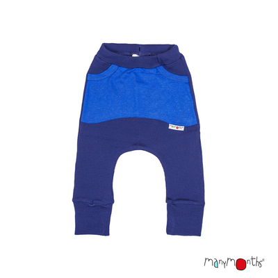 ManyMonths Kangaroo Pants Sarouel à poche -différents coloris-