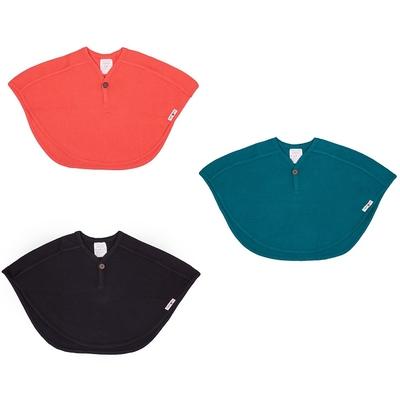 ManyMonths Multi cape en laine -différents coloris-