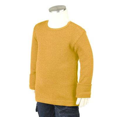 ManyMonths Tee-shirt en laine à manches longues -différents coloris