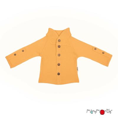 ManyMonths Gilet col boutonné en laine -différents coloris