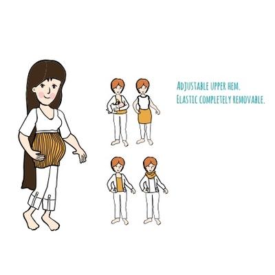 MaM MultiTube Femme en laine - différents coloris