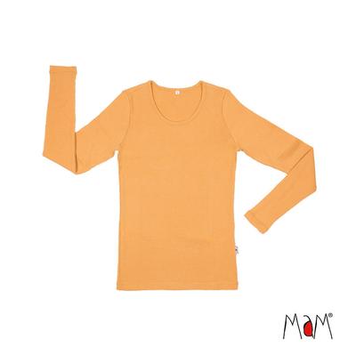 MaM Tee-shirt Femme manches longues en laine - différents coloris
