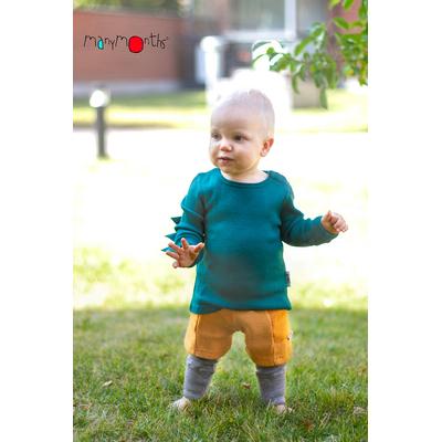 ManyMonths T-shirt Dino en laine -différents coloris