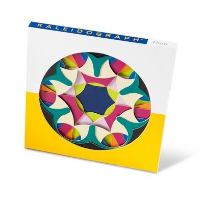 Kaleidograph - Jeu de cartes créatives Flora