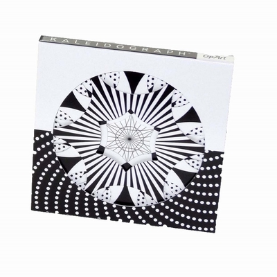 Kaleidographe - Jeu de cartes créatives Opart