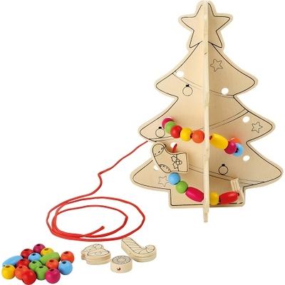 Sapin de Noël à enfiler Smallfoot