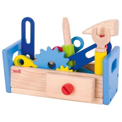 Petit Etabli avec outils GOKI
