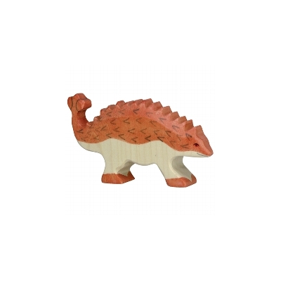 Ankylosaure Holztiger