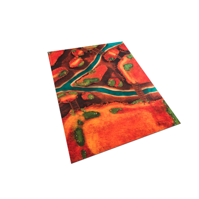 Tapis de jeu Carpeto Canyon adventure 120 X 90 cm