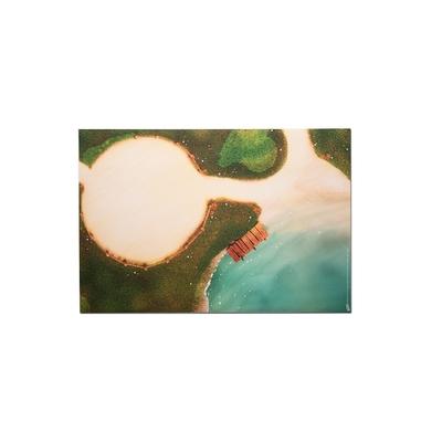 Tapis de jeu Carpeto Centre équestre 90 x 60 cm