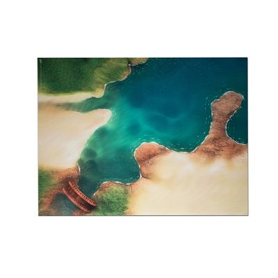 Tapis de jeu Carpeto crique mystérieuse 120 x 90 cm