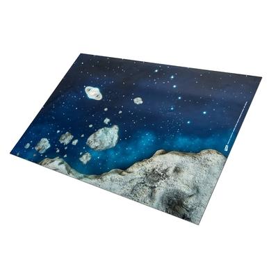 Tapis de jeu Carpeto l'Odyssée Spatiale 90 x 60 cm