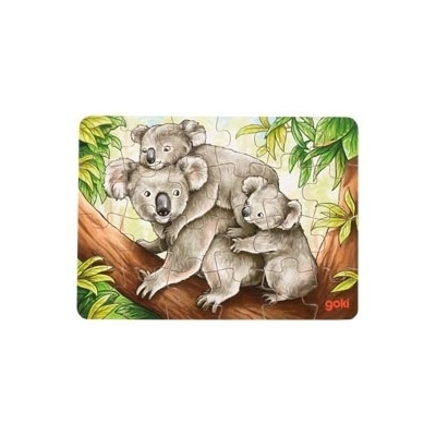 Mini-puzzle Koala GOKI