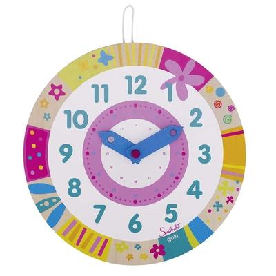 Horloge en bois Susibelle GOKI