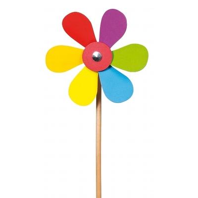 Moulin à vent fleur GOKI