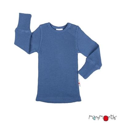 ManyMonths Tee-shirt en laine à manches longues - coloris 2020