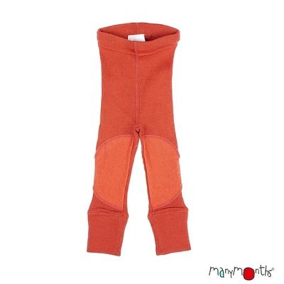 ManyMonths Legging en laine avec genouillères - coloris 2020