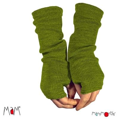 MaM Mitaines longues en laine - coloris 2020