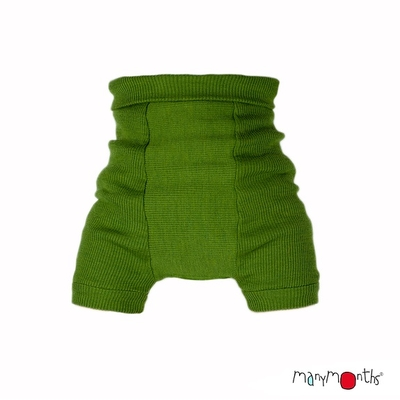 ManyMonths shorties en laine - coloris 2020