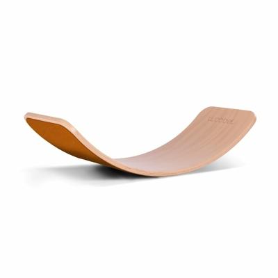 Wobbel Planche d'équilibre Originale Feutre Rouille