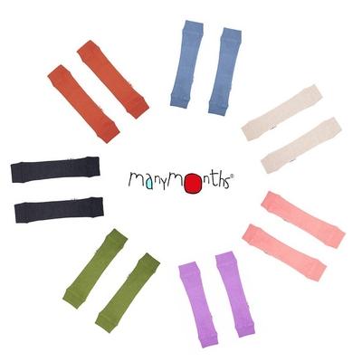 ManyMonths Jambières/mitaines en laine - coloris 2020