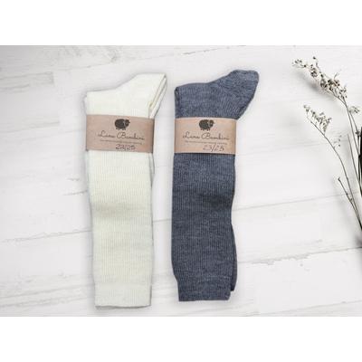Chaussettes en laine Pia Lungo - Lana Bambini