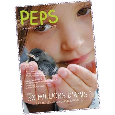 PEPS Magazine 8