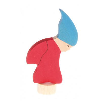 Figurine en bois Lutin GRIMM's