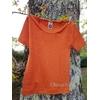 T-shirt-orange-manchescourtes