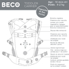 Beco-Toddler-spec