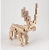 Jeu de construction en bois le rennes CLOZE 4