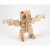 Jeu de construction en bois Perroquet CLOZE 3