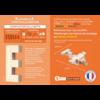 Jeu de construction en bois kit créatif avion CLOZE 2