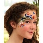 maquillage-Natural-Face-Paint