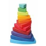 Tour-à-empiler-forme-triangulaire-Grimms3