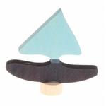 Voilier-bleu-figurine-GRIMMs
