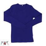 mam-tee-shirt-manches-longues-en-laine-femme-jewel-blue