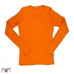 mam-tee-shirt-manches-longues-en-laine-femme-festive-orange